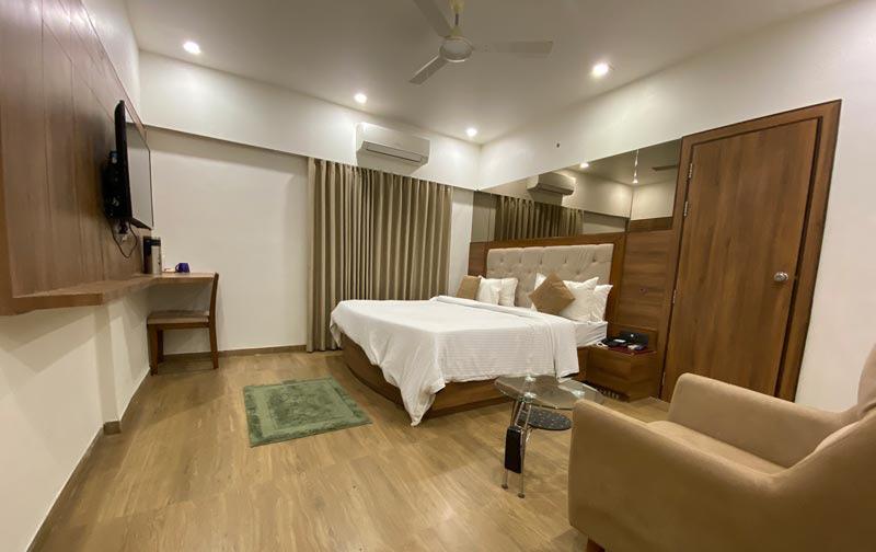 Hotels in Rajkot
